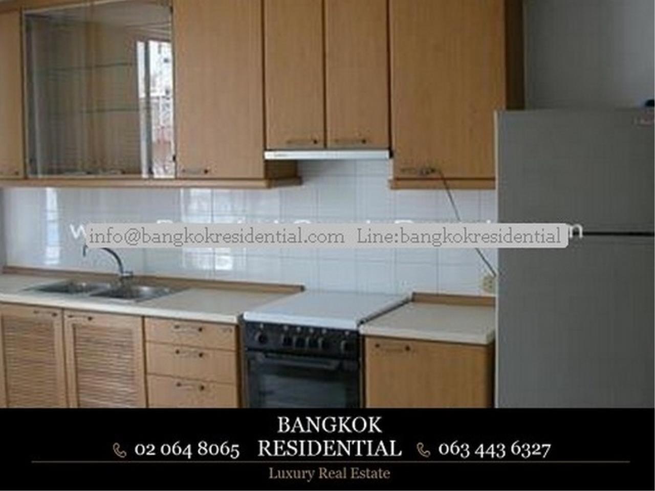 Bangkok Residential Agency's 2BR St. Louis Grand Terrace For Rent (BR4444CD) 3
