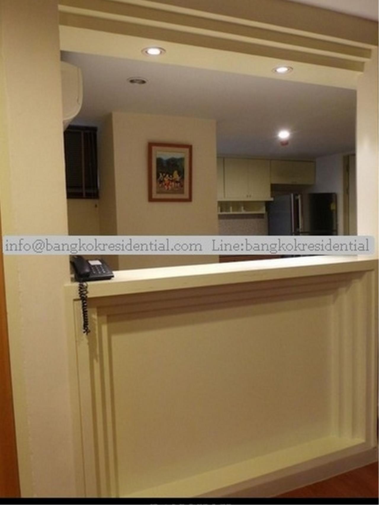 Bangkok Residential Agency's 3BR Tai Ping Tower For Rent (BR4448CD) 3