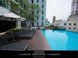 Bangkok Residential Agency's 2 Bed Condo For Rent in Ratchathewi BR4474CD 10