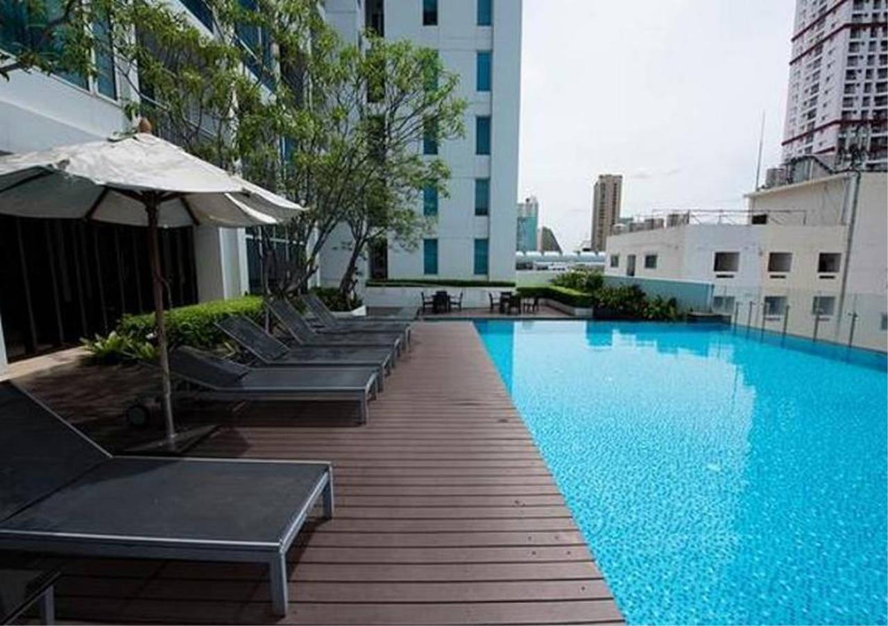Bangkok Residential Agency's 2 Bed Condo For Rent in Ratchathewi BR4474CD 1