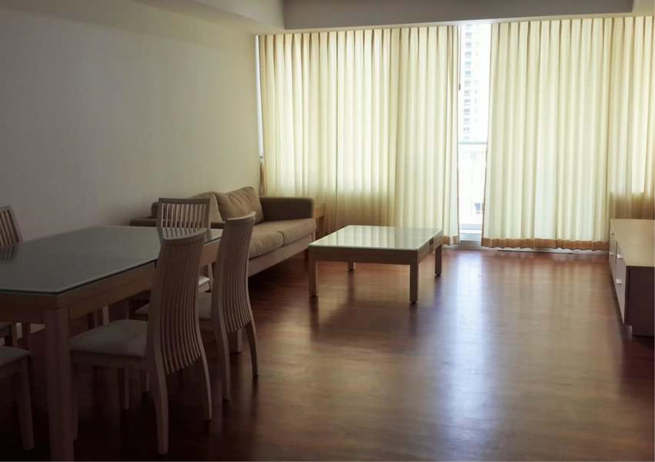 Bangkok Residential Agency's 3 Bed Condo For Rent in Phrom Phong BR4491CD 1