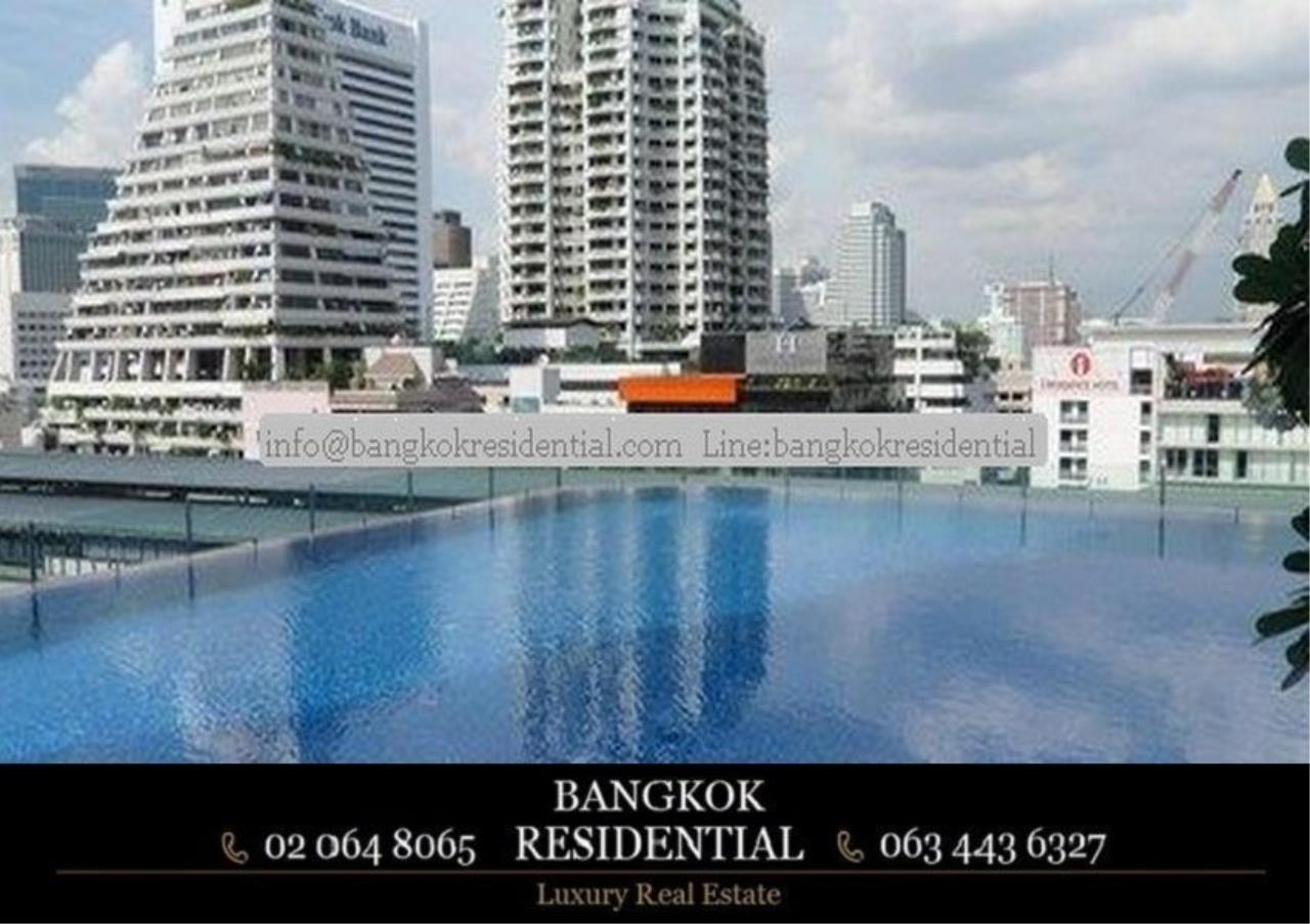 Bangkok Residential Agency's 2 Bed Condo For Rent in Sathorn BR4506CD 20