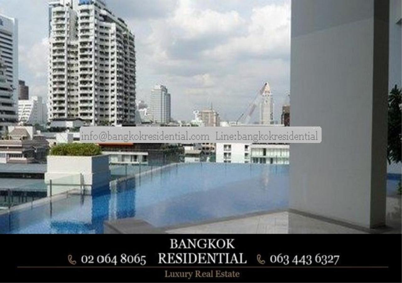 Bangkok Residential Agency's 2 Bed Condo For Rent in Sathorn BR4506CD 21