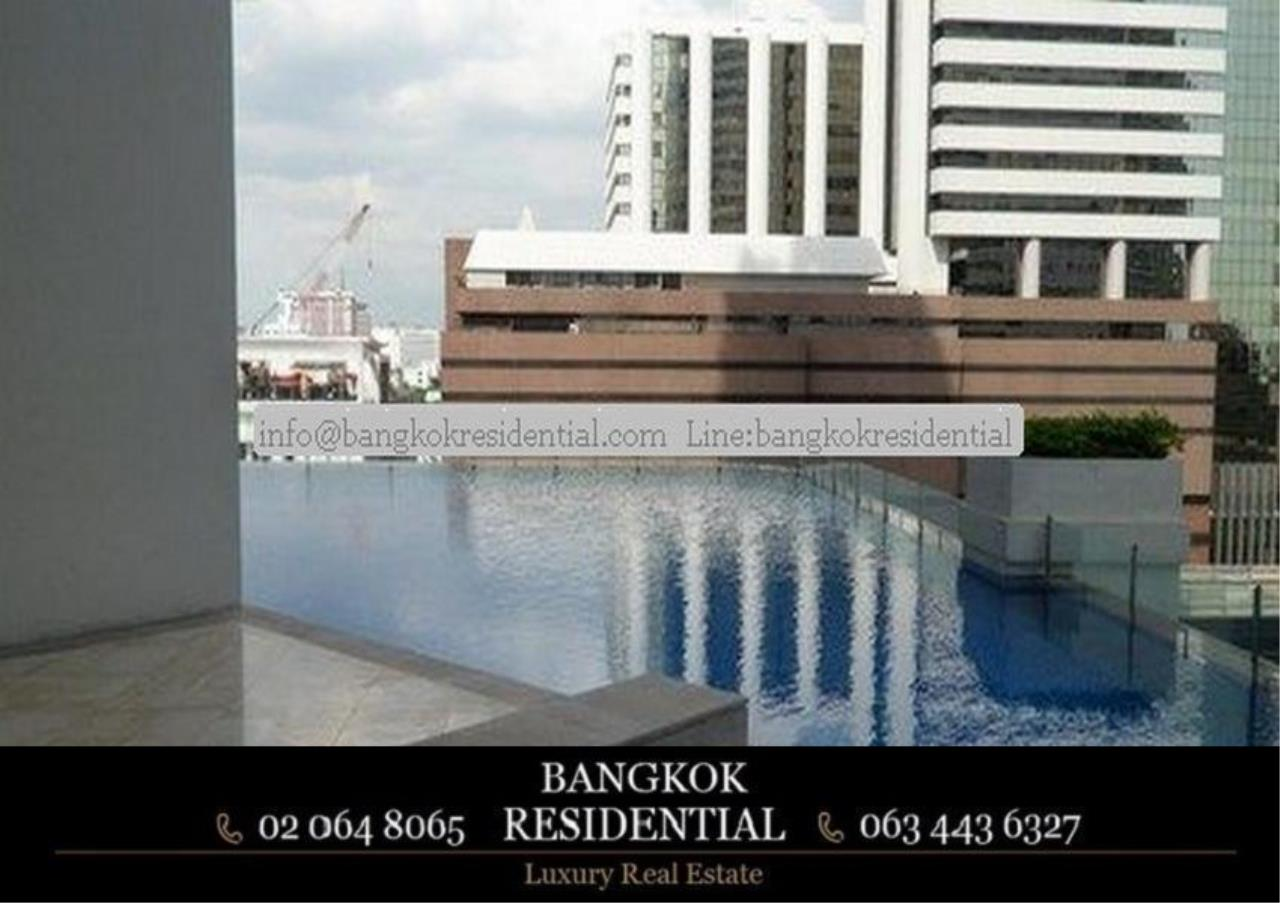 Bangkok Residential Agency's 2 Bed Condo For Rent in Sathorn BR4506CD 24