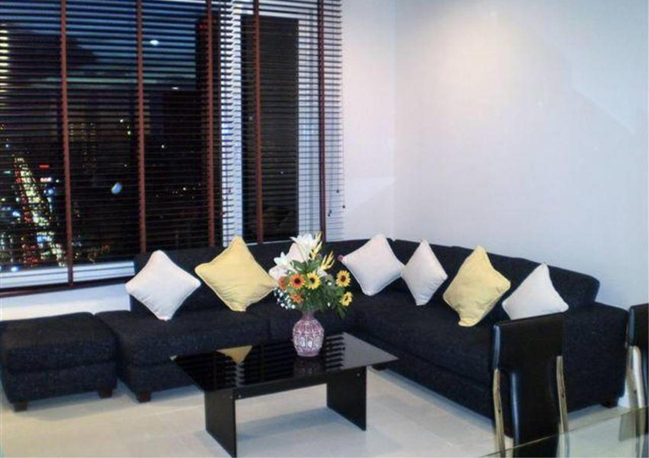 Bangkok Residential Agency's 2 Bed Condo For Rent in Chidlom BR4563CD 1