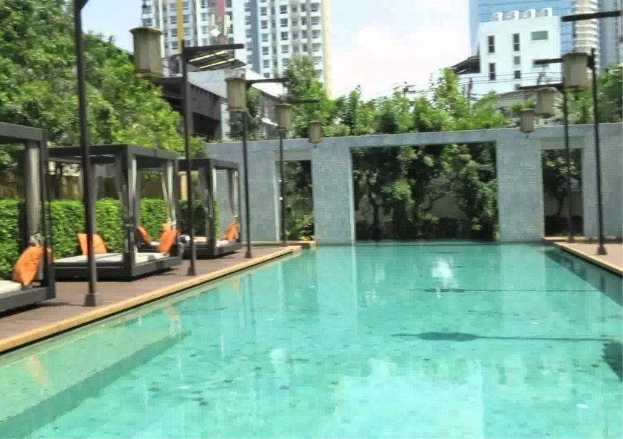 Bangkok Residential Agency's 1 Bed Condo For Rent in Sathorn BR4579CD 2
