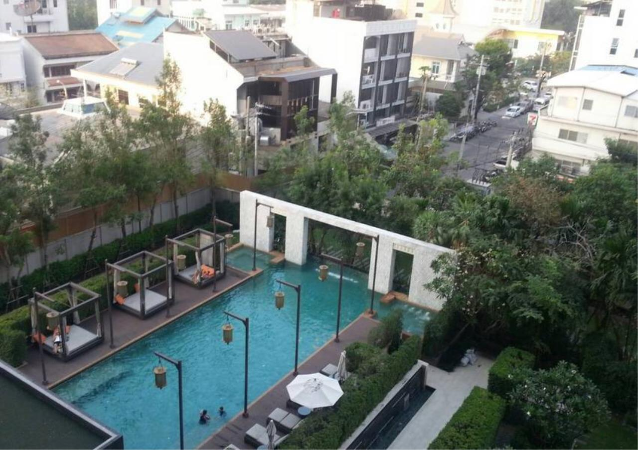 Bangkok Residential Agency's 1 Bed Condo For Rent in Sathorn BR4579CD 3