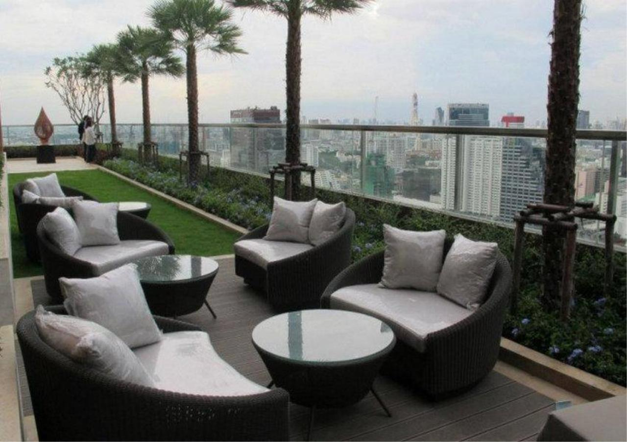 Bangkok Residential Agency's 1 Bed Condo For Rent in Sathorn BR4579CD 8