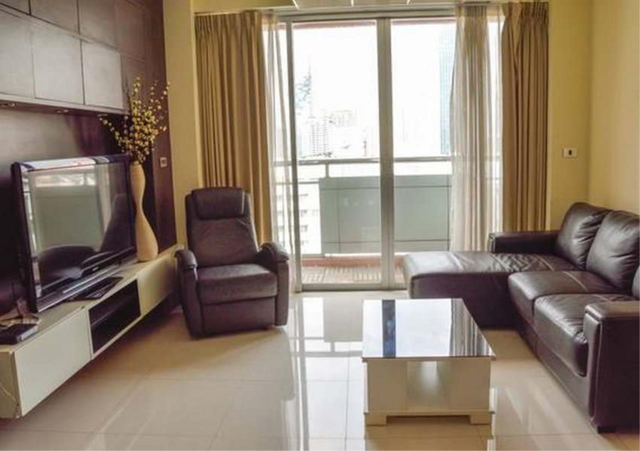 Bangkok Residential Agency's 1 Bed Condo For Rent in Silom BR4599CD 6