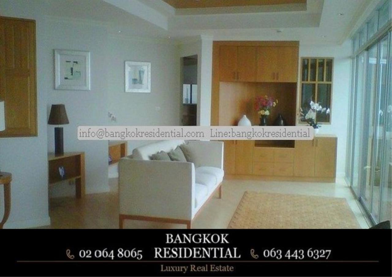 Bangkok Residential Agency's 2 Bed Condo For Rent Near Riverside BR4619CD 1