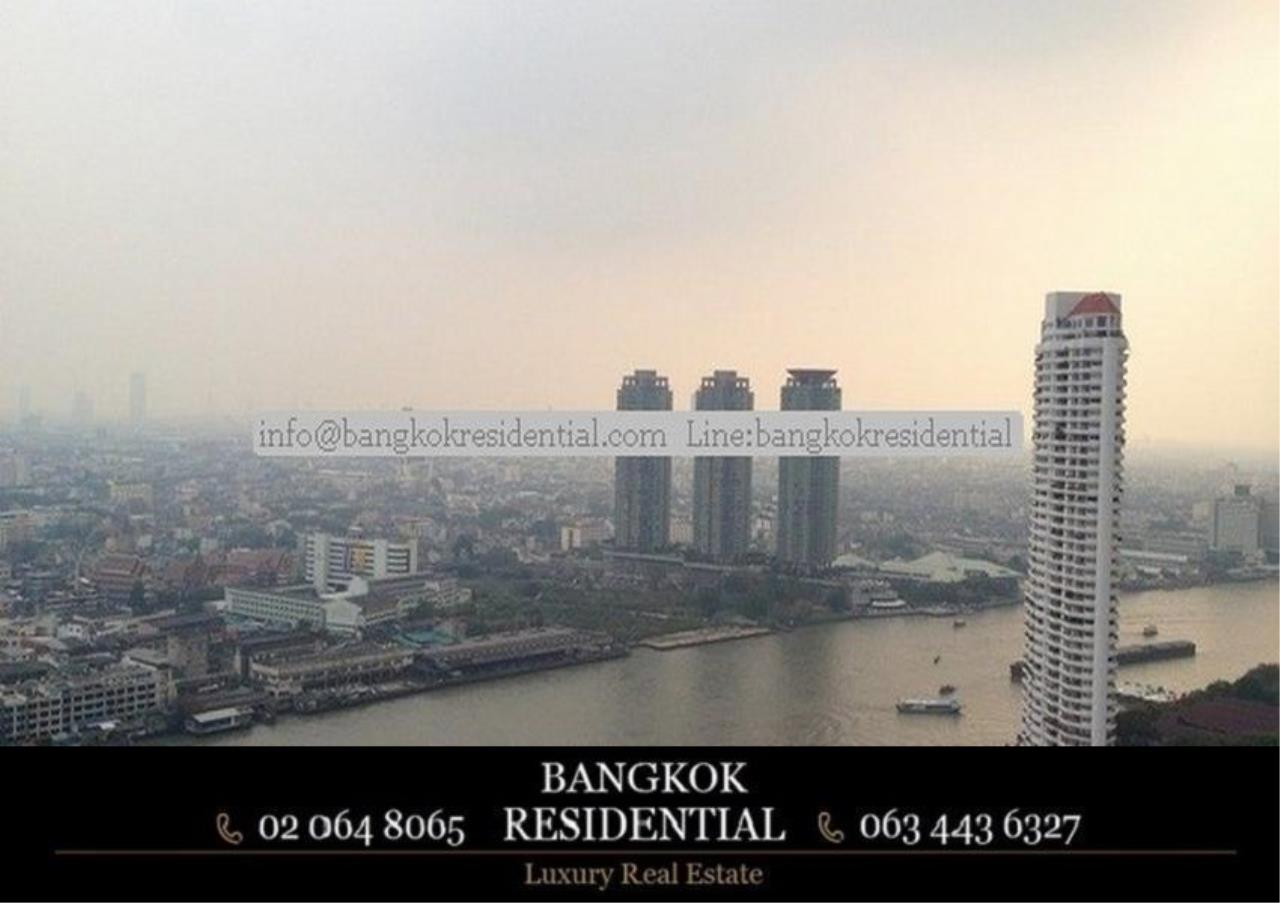 Bangkok Residential Agency's 2 Bed Condo For Rent Near Riverside BR4619CD 4