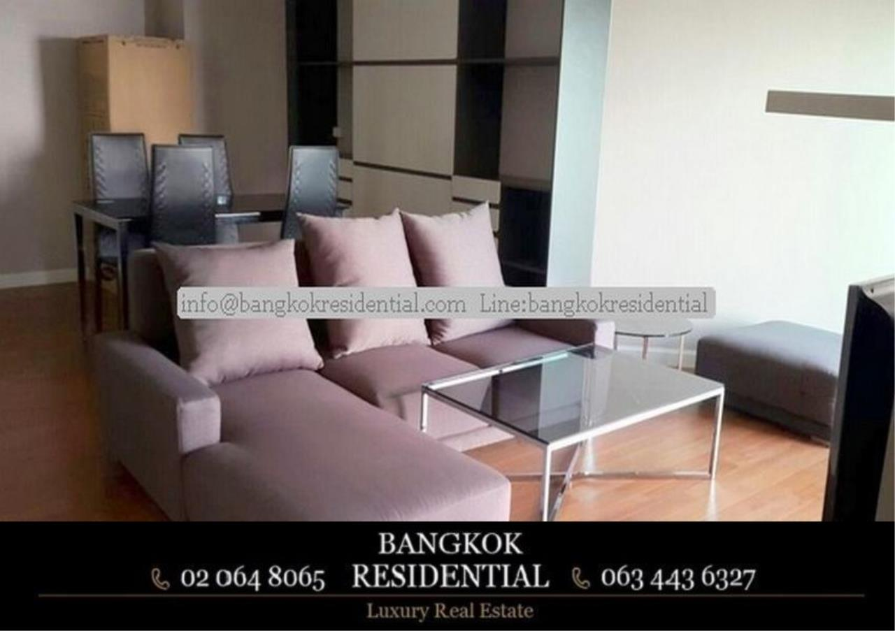 Bangkok Residential Agency's 3 Bed Condo For Rent in Rama 9 BR4625CD 2