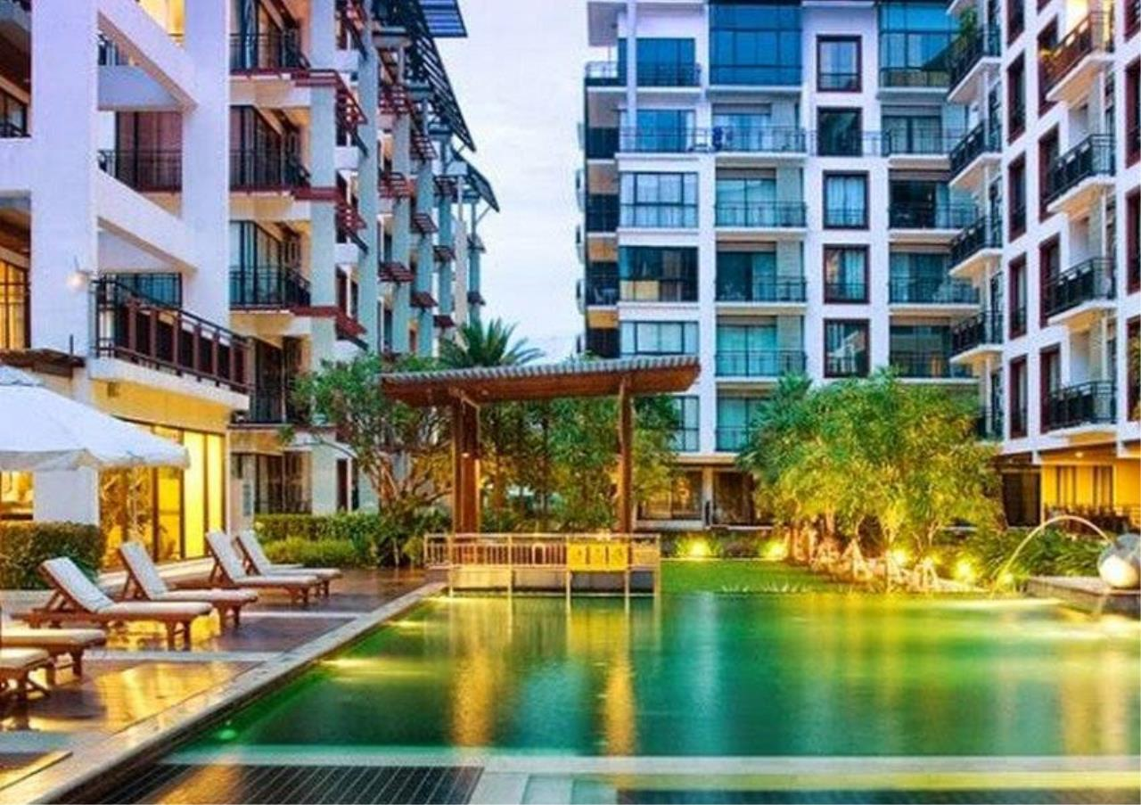 Bangkok Residential Agency's 2 Bed Condo For Rent in Ratchada BR4655CD 1