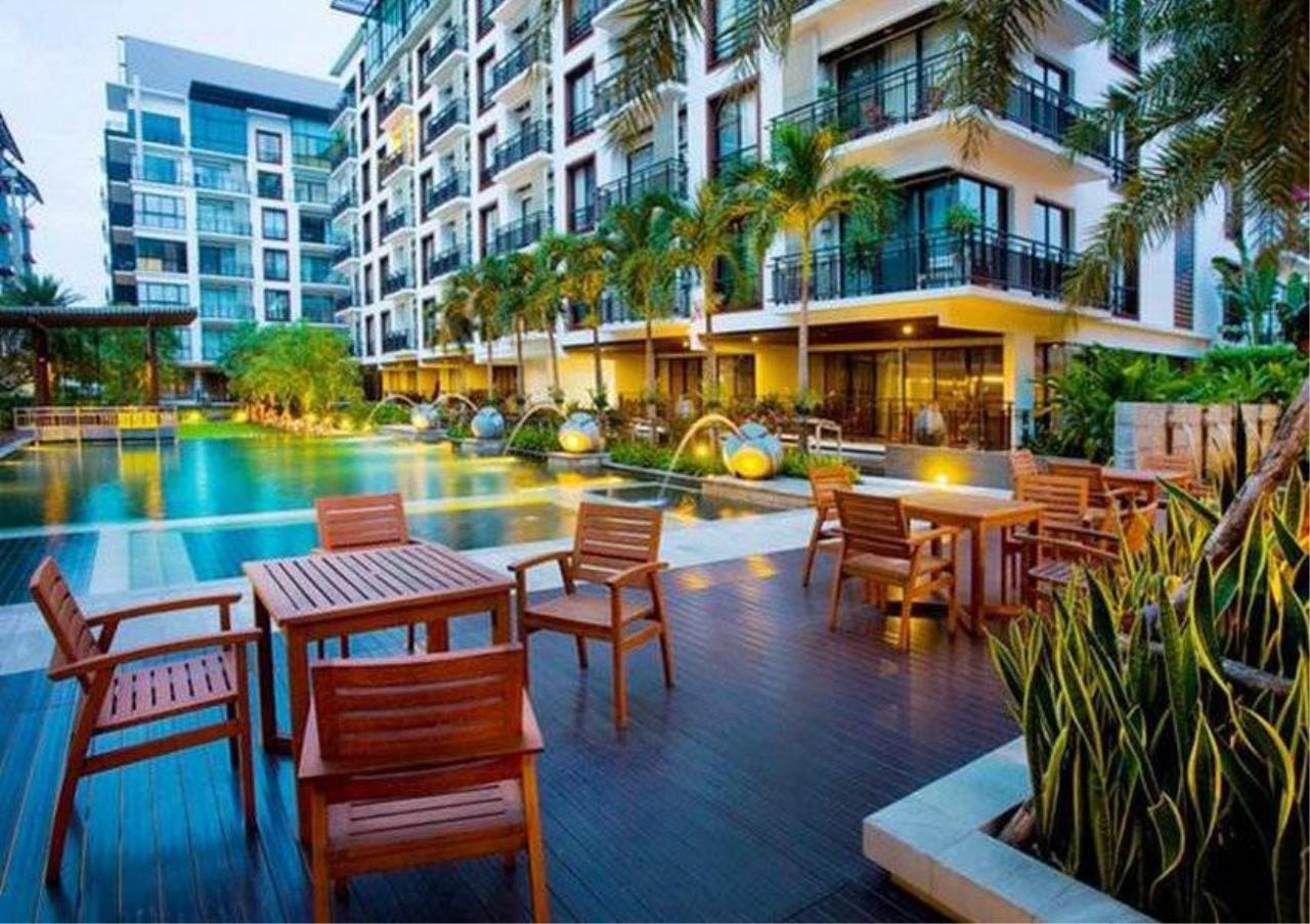 Bangkok Residential Agency's 2 Bed Condo For Rent in Ratchada BR4655CD 4