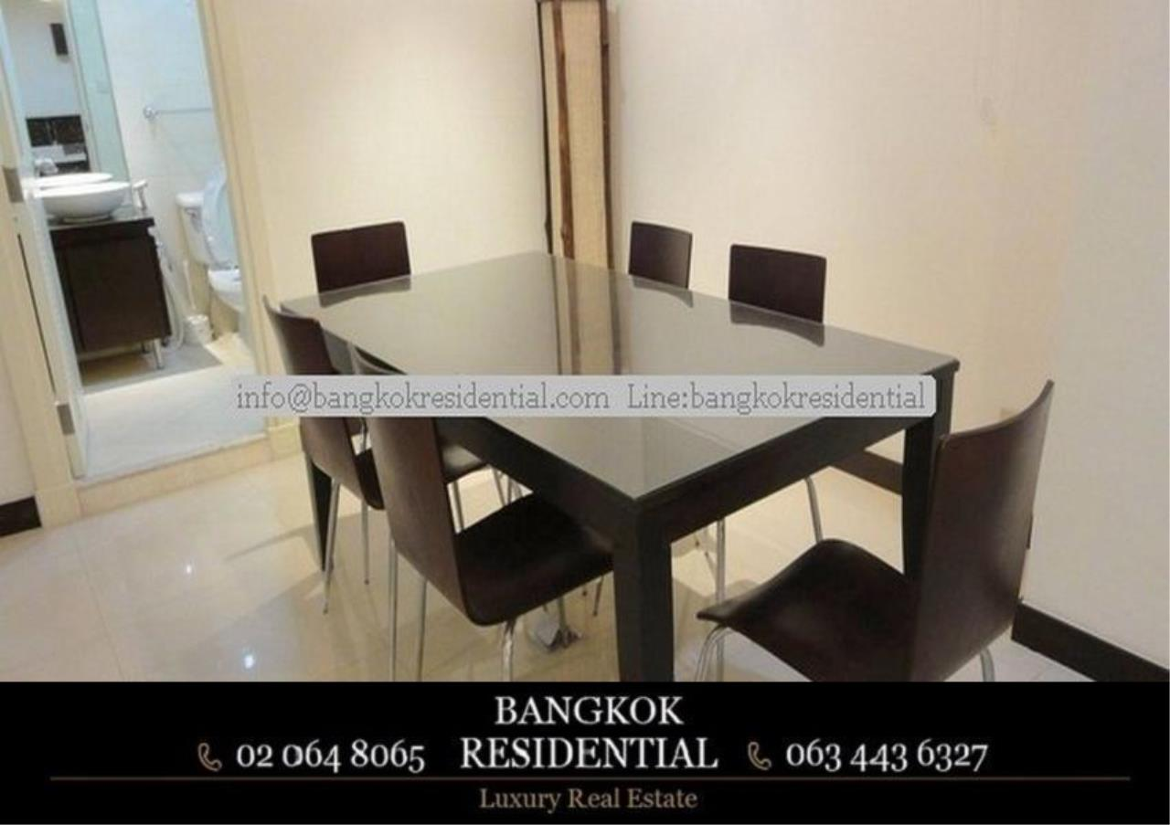 Bangkok Residential Agency's 3 Bed Condo For Rent in Phrom Phong BR4698CD 6