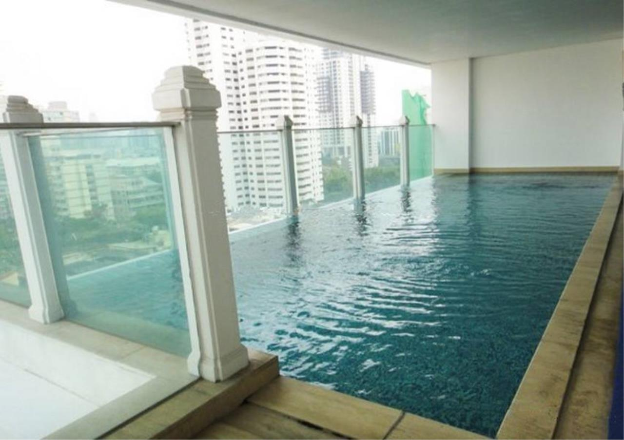 Bangkok Residential Agency's 2 Bed Condo For Rent in Phrom Phong BR4700CD 2