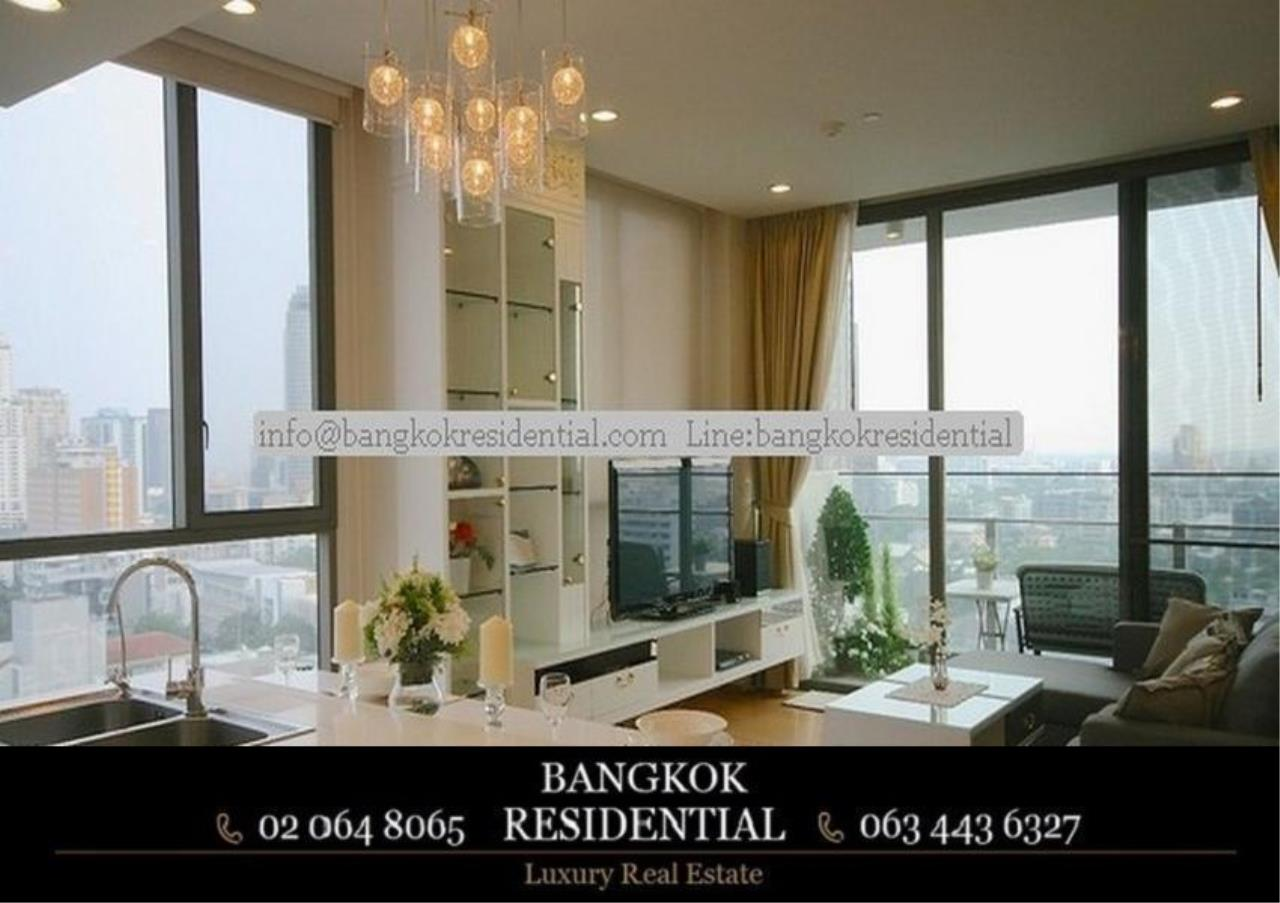 Bangkok Residential Agency's 1 Bed Condo For Rent in Thonglor BR4702CD 1