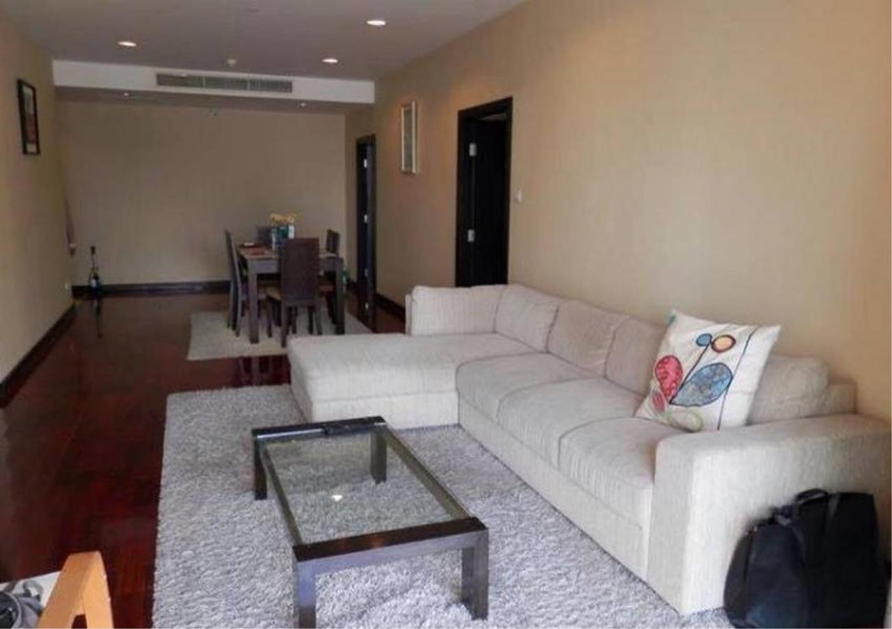 Bangkok Residential Agency's 2 Bed Condo For Rent in Phrom Phong BR4707CD 1