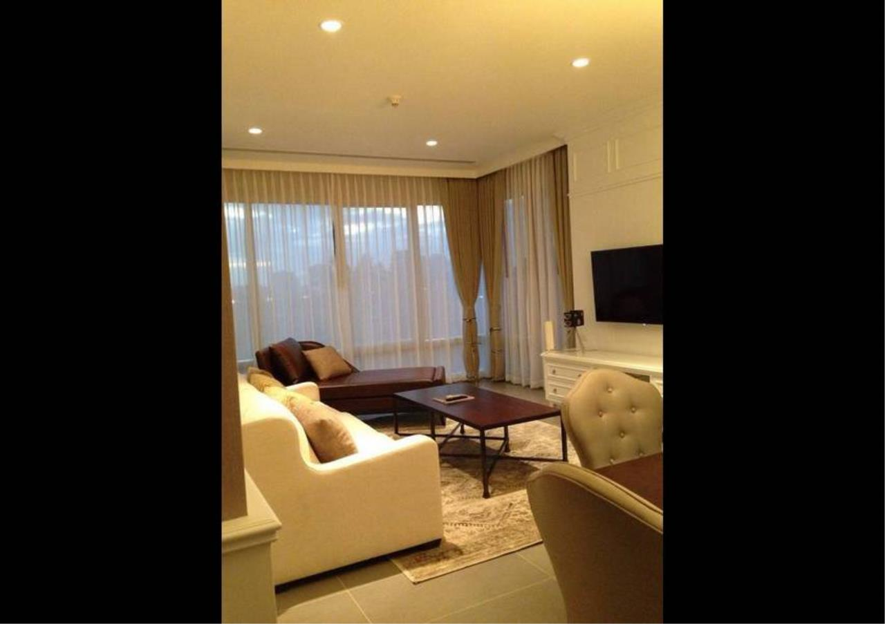 Bangkok Residential Agency's 2 Bed Condo For Rent in Ratchadamri BR4709CD 1