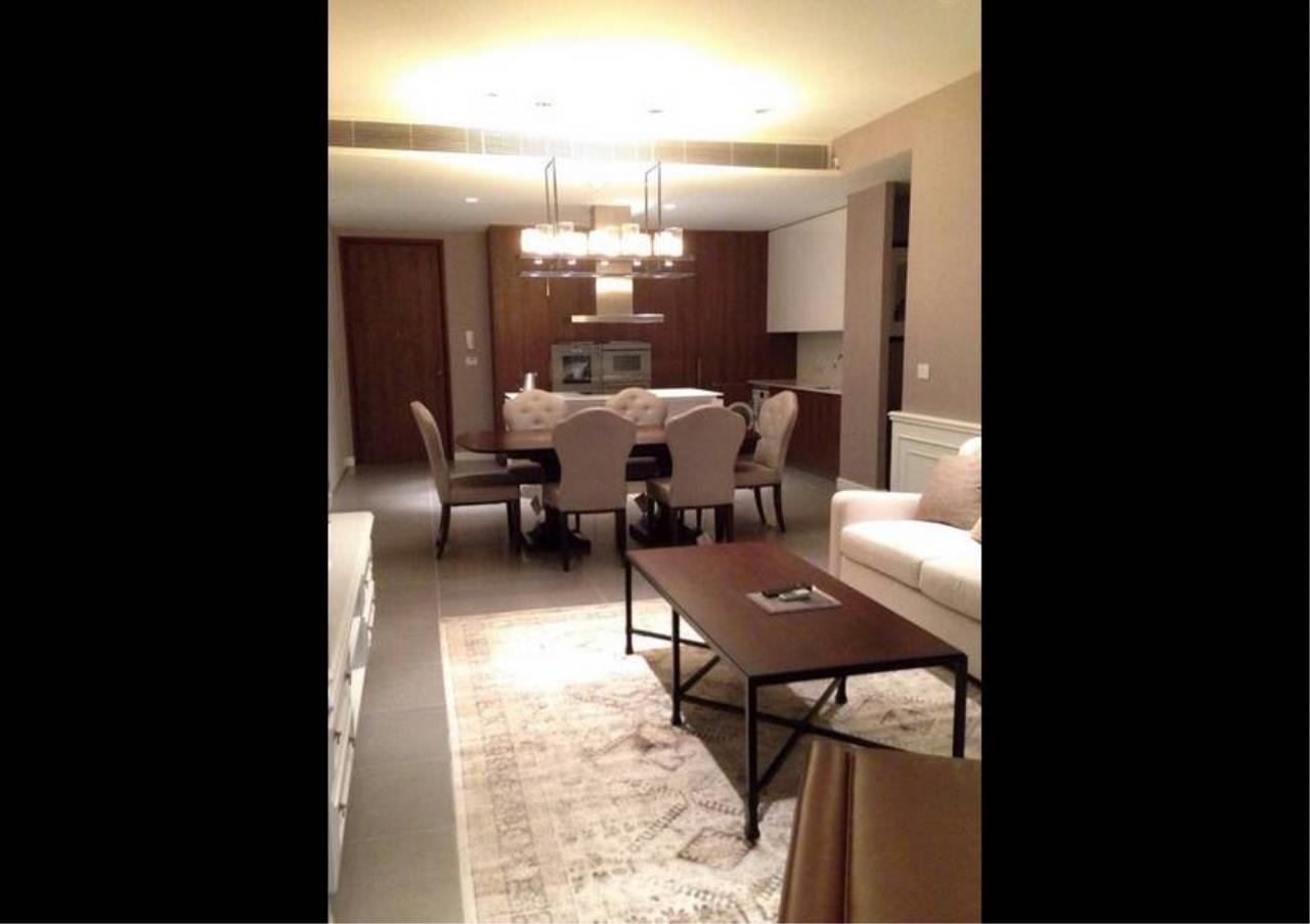 Bangkok Residential Agency's 2 Bed Condo For Rent in Ratchadamri BR4709CD 2