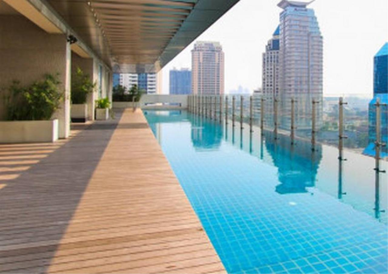 Bangkok Residential Agency's 2 Bed Condo For Rent in Silom BR4748CD 2