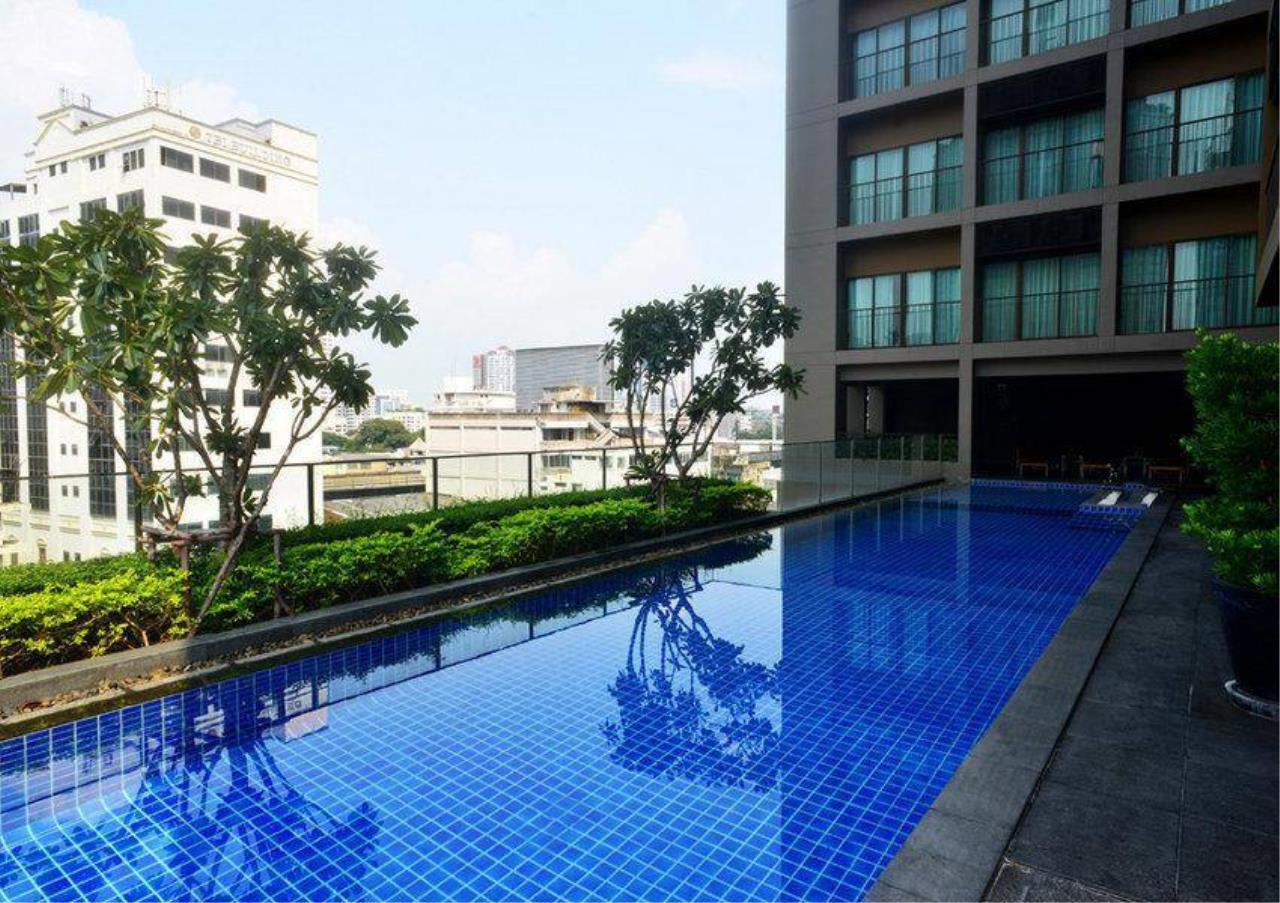 Bangkok Residential Agency's 2 Bed Condo For Rent in Phrom Phong BR4755CD 2