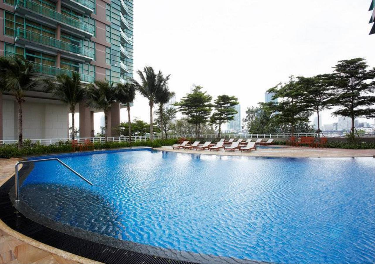 Bangkok Residential Agency's 2 Bed Condo For Rent in Sathorn BR4762CD 1
