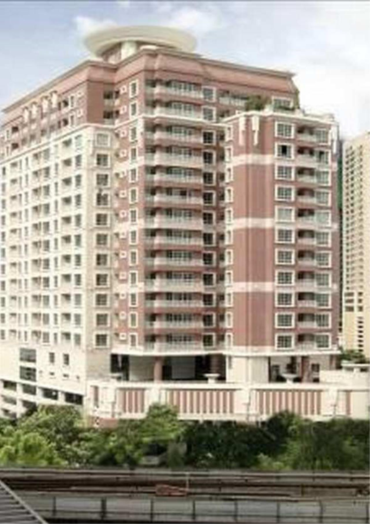 Bangkok Residential Agency's 3 Bed Condo For Rent in Asoke BR4773CD 1