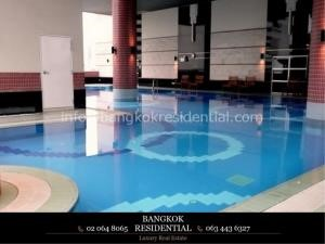 Bangkok Residential Agency's 3 Bed Condo For Rent in Asoke BR4773CD 16