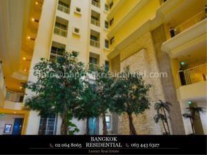 Bangkok Residential Agency's 3 Bed Condo For Rent in Asoke BR4773CD 11