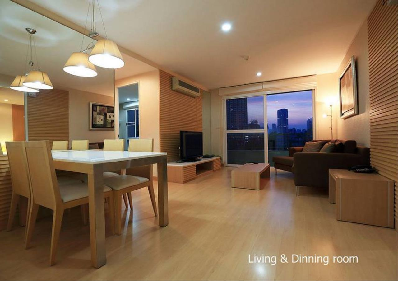 Bangkok Residential Agency's 2 Bed Condo For Rent in Ekkamai BR4776CD 1