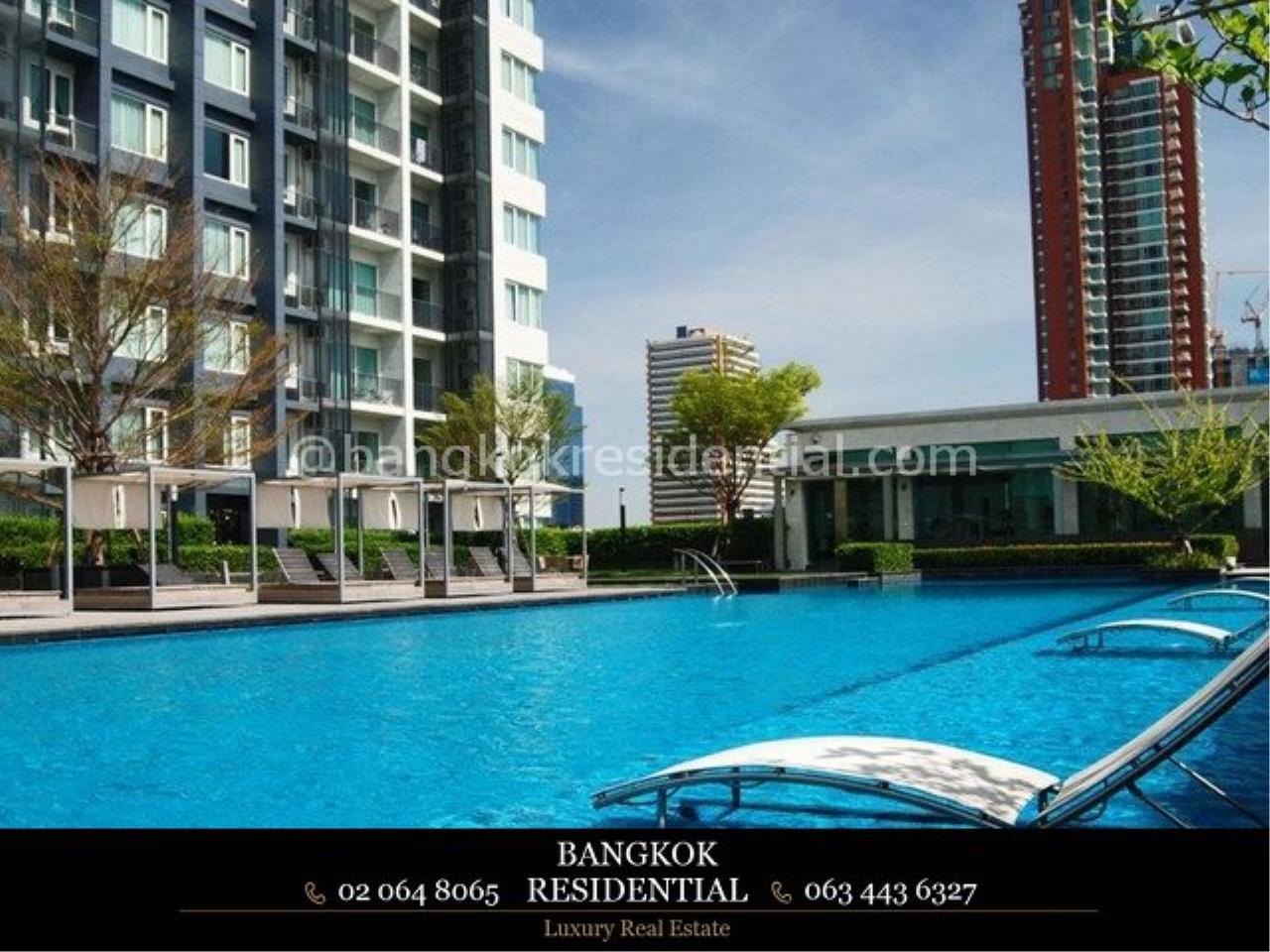 Bangkok Residential Agency's 1BR Siri at Sukhumvit For Rent (BR4782CD) 8