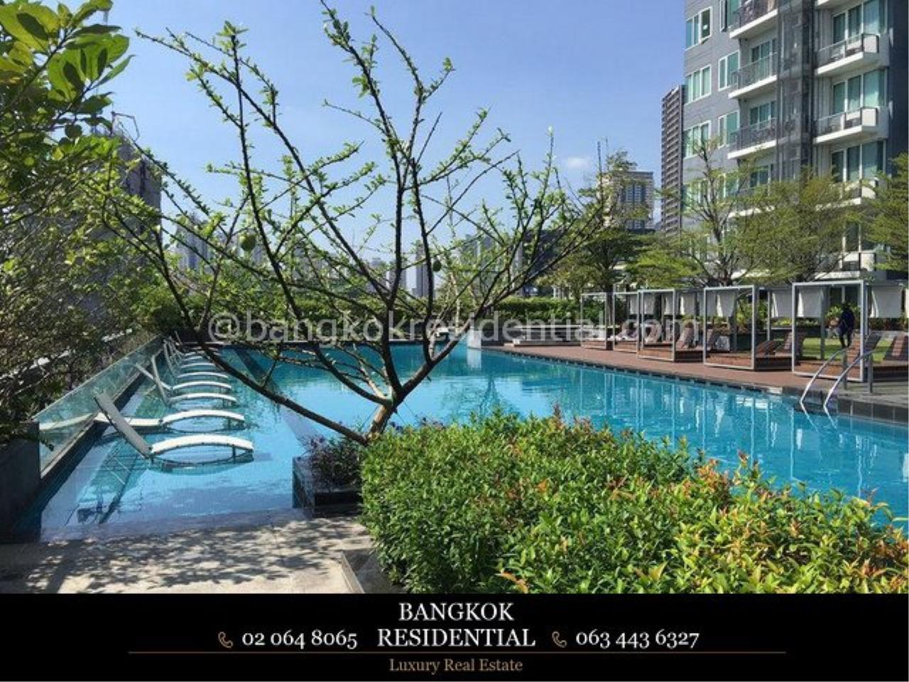 Bangkok Residential Agency's 1BR Siri at Sukhumvit For Rent (BR4782CD) 9