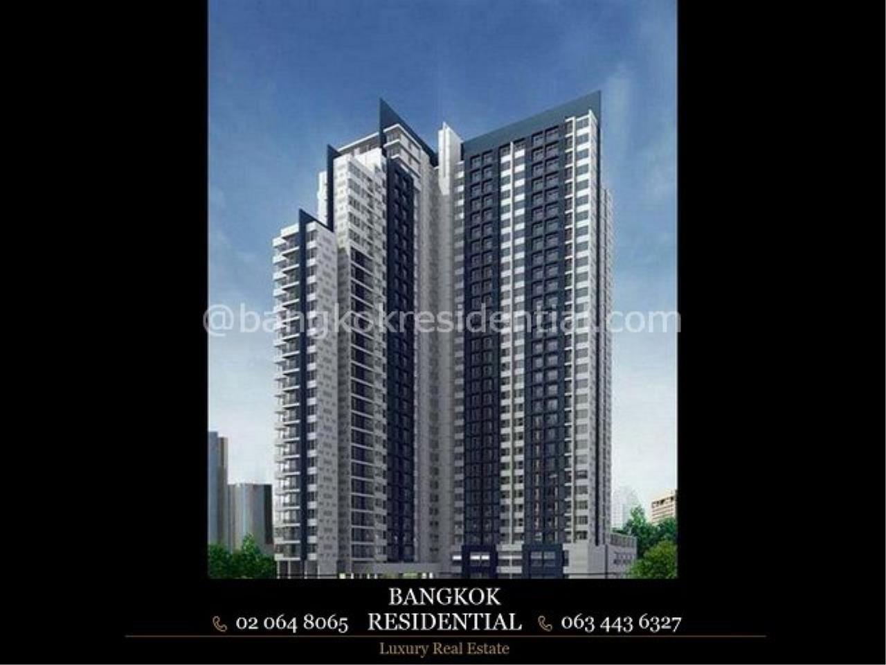 Bangkok Residential Agency's 1BR Siri at Sukhumvit For Rent (BR4782CD) 10