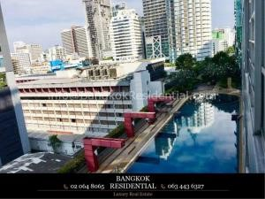 Bangkok Residential Agency's 2 Bed Condo For Rent in Nana BR4816CD 10