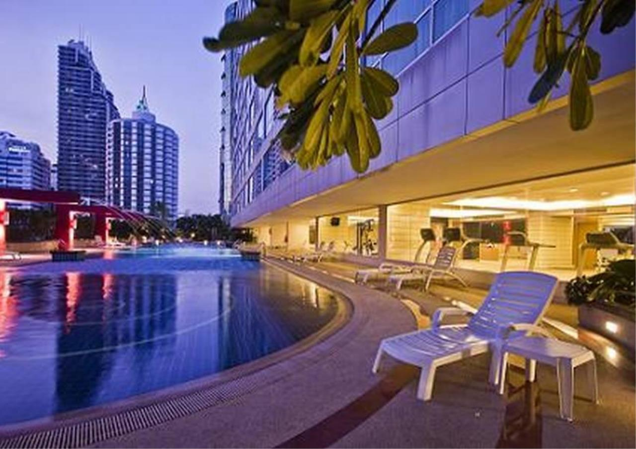 Bangkok Residential Agency's 2 Bed Condo For Rent in Nana BR4816CD 4