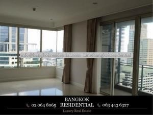 Bangkok Residential Agency's 3 Bed Condo For Rent in Chidlom BR4825CD 26