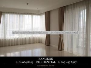 Bangkok Residential Agency's 3 Bed Condo For Rent in Chidlom BR4825CD 25