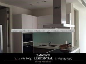 Bangkok Residential Agency's 3 Bed Condo For Rent in Chidlom BR4825CD 24