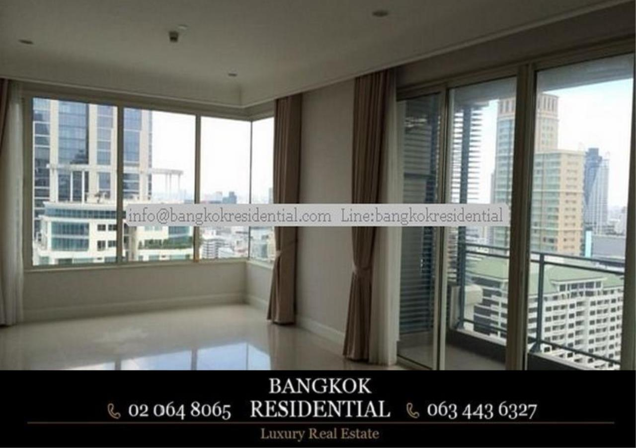 Bangkok Residential Agency's 3 Bed Condo For Rent in Chidlom BR4825CD 11