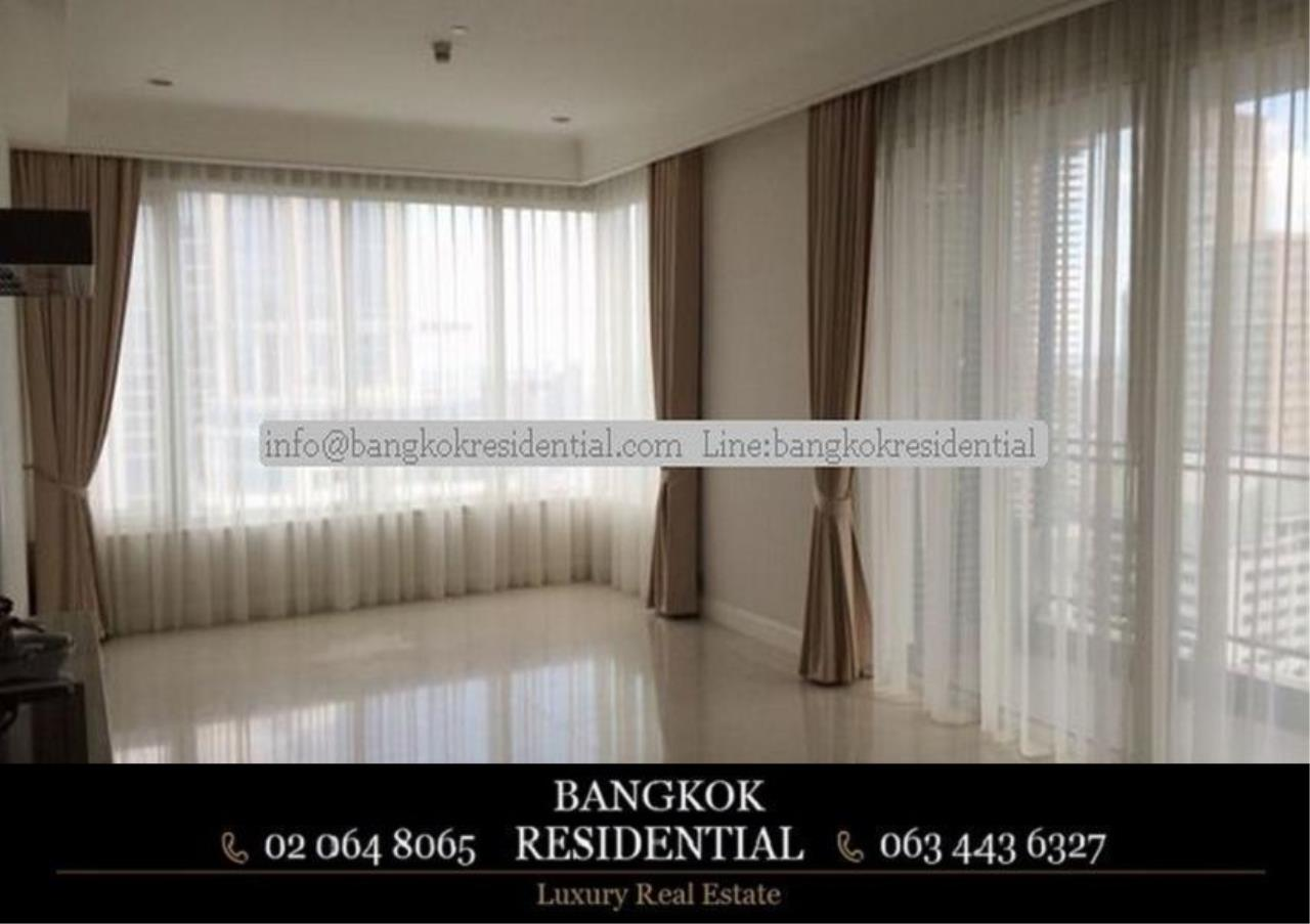 Bangkok Residential Agency's 3 Bed Condo For Rent in Chidlom BR4825CD 12