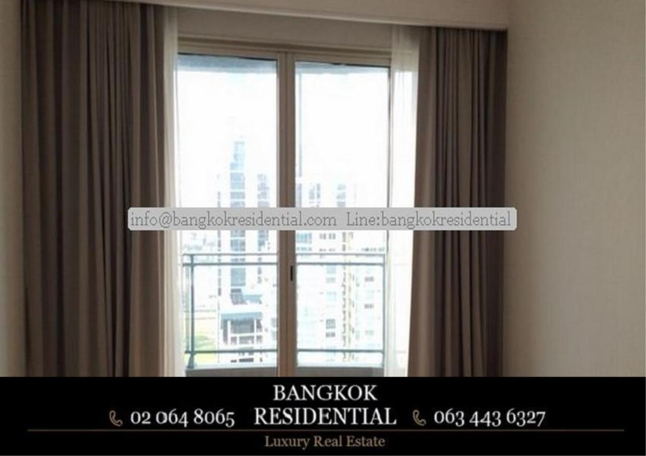 Bangkok Residential Agency's 3 Bed Condo For Rent in Chidlom BR4825CD 14