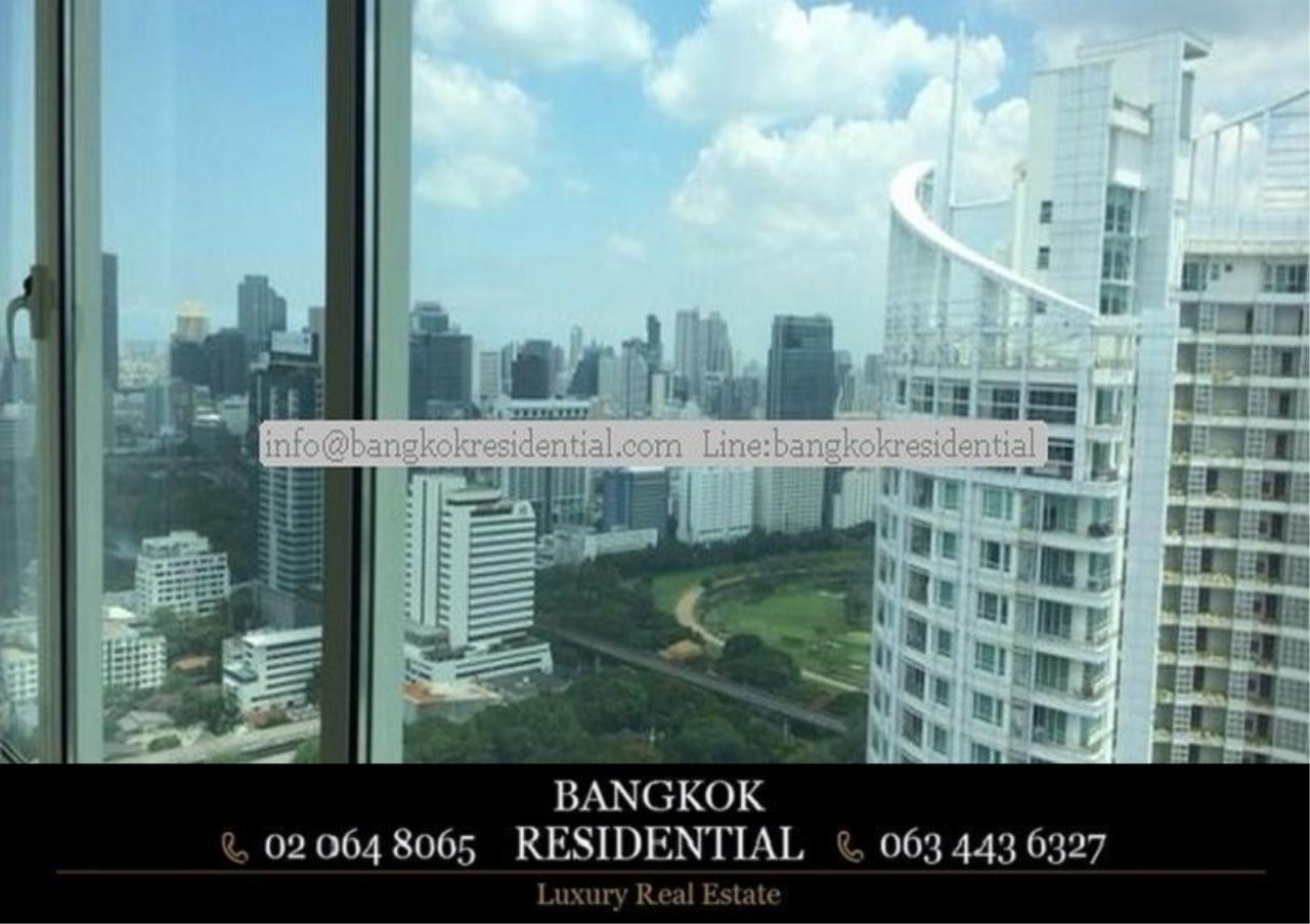 Bangkok Residential Agency's 3 Bed Condo For Rent in Chidlom BR4825CD 18