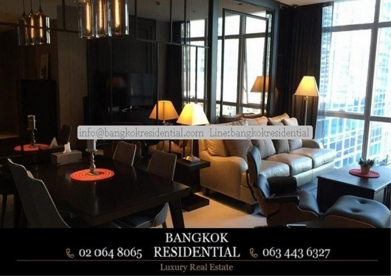 Bangkok Residential Agency's 2 Bed Condo For Rent in Phloenchit BR4835CD 9