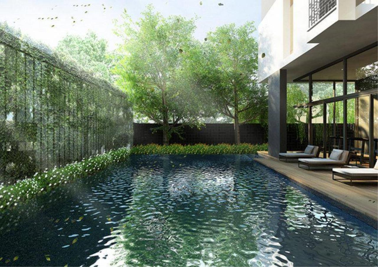 Bangkok Residential Agency's 1 Bed Condo For Rent in Phrom Phong BR4840CD 1