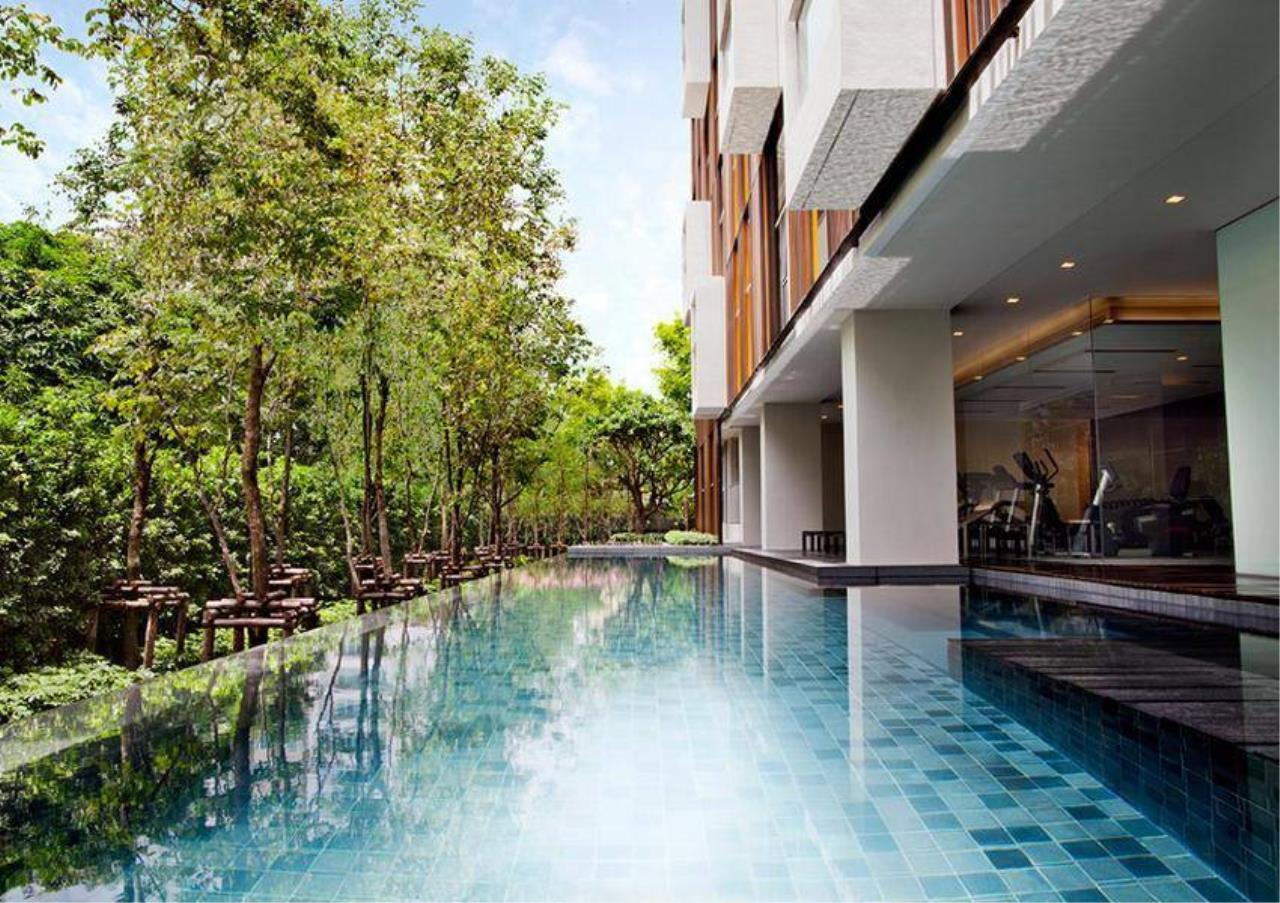 Bangkok Residential Agency's 2 Bed Condo For Rent in Phrom Phong BR4841CD 1