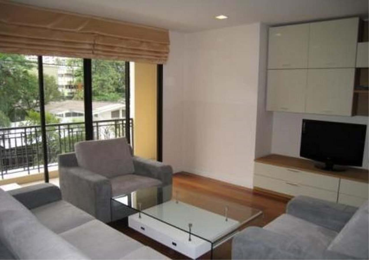 Bangkok Residential Agency's 3 Bed Condo For Rent in Phrom Phong BR4855CD 1