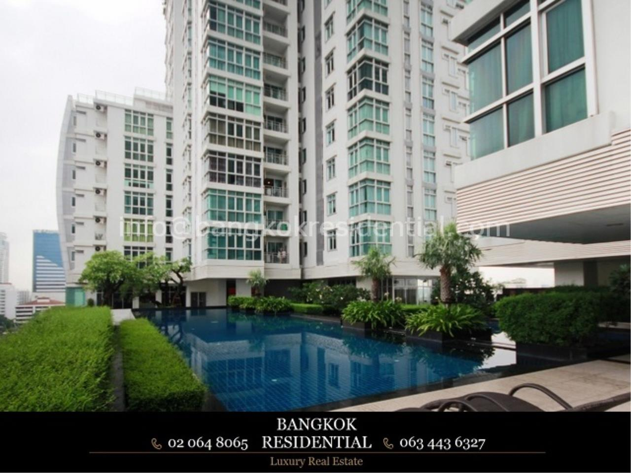 Bangkok Residential Agency's 3BR Nusasiri Grand Condo For Rent (BR4878CD) 3
