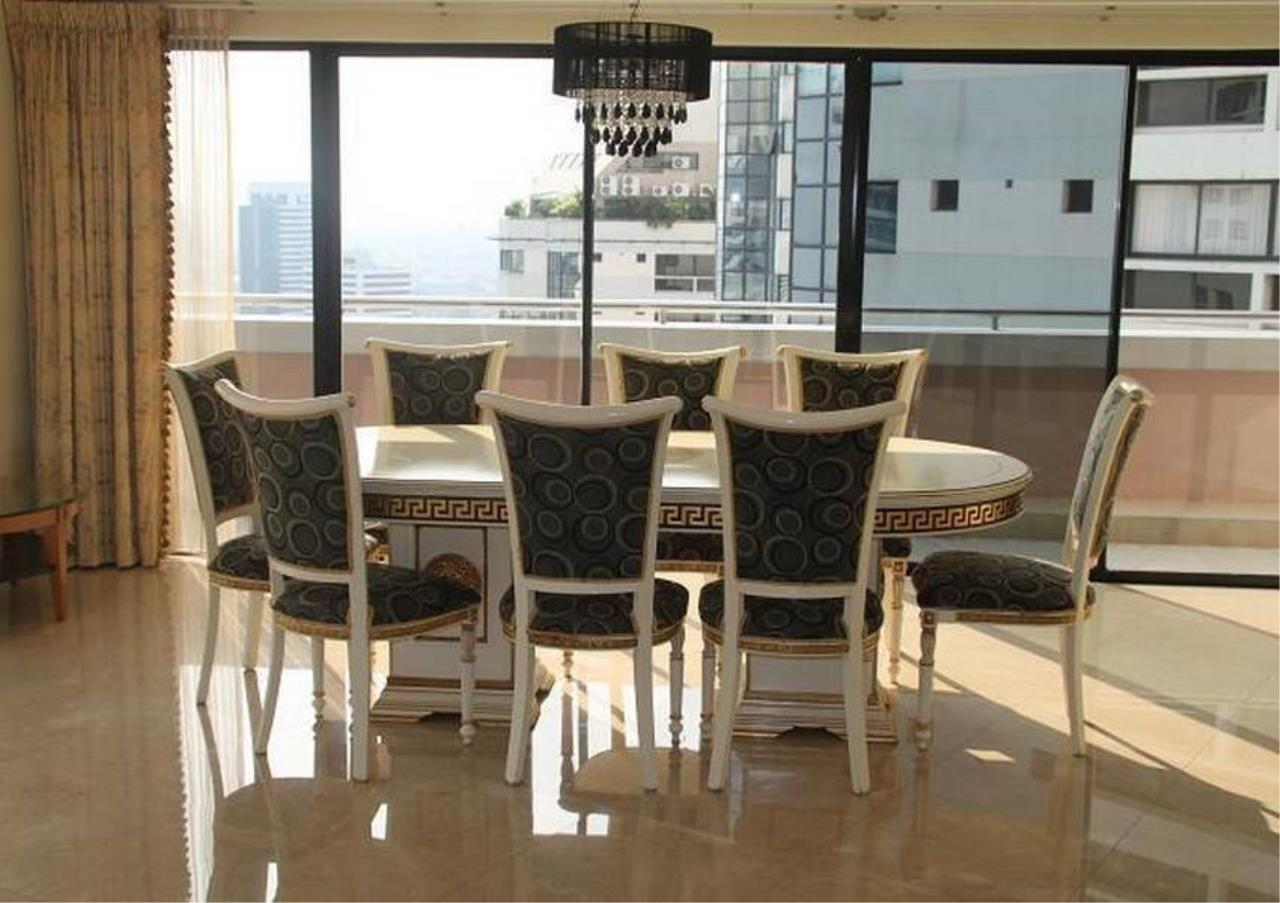 Bangkok Residential Agency's 5 Bed Penthouse For Rent in Phrom Phong BR4896CD 3