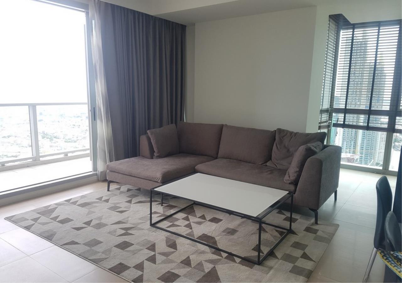 Bangkok Residential Agency's 2 Bed Condo For Sale Near Riverside BR4908CD 1